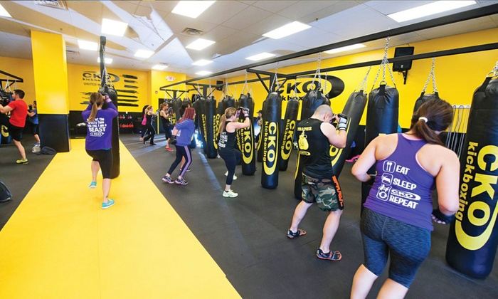CKO Cherry Hill - Ellisburg: Three or Six Kickboxing Classes with Gloves at CKO Cherry Hill (Up to 79% Off)