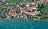 Bodenseehotel Dreikönig - Hagnau: Bodensee:1-4 Nächte für Zwei inkl. Frühstück, Begrüßungsgetränk und Steak- oder Fisch-Menü im Bodenseehotel Dreikönig