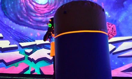 LazerBall Soft for Two, Four, Six, or Eight at Revo Entertainment Center (Up to 71% Off)