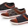 Franco Vanucci Gino Men's Denim Sneakers