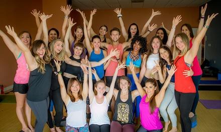 69% Off at Joy Yoga Center