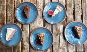 Three Groupons, Each Good For One Slice Of Gluten-Free, Vegan Pie at Pure Pies (37% Off)