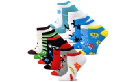 12-Pair TeeHee Women's No-Show Socks