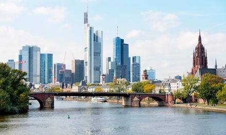 Frankfurt: 2-4 Tage für 2 mit Frühstück, opt. mit Ladies-Shopping oder Frankfurt Card, im Best Western Macrander Hotel