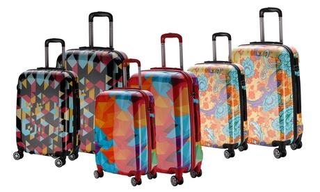 Maleta neceser, cabina, mediana o set de 2 trolleys Talento para viajes