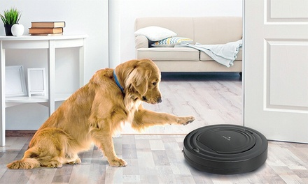 $149.95 for MyGenie X6 Intelligent Robotic Vacuum Don't Pay $799