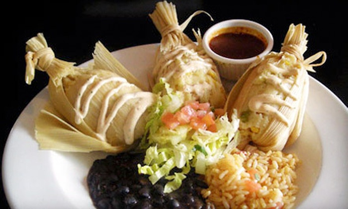 Lime - Speer: Mexican Food (Up to 56% Off). Two Options Available.