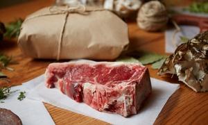 Tendance Viandes: 1 Kg de viande de Kobe, côte de bœuf et faux filet à 129 €au Tendance Viandes
