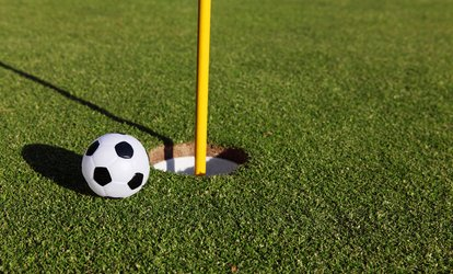 Nine Holes of Footgolf for Two or Four at Leen Valley Golf Club (60% Off)