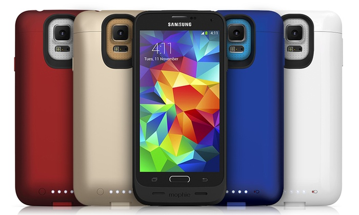 Mophie Juice Pack Battery Case for Samsung Galaxy S5