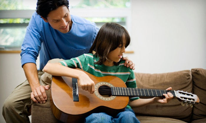Eric's Academy of Music - Orleans Village - Chateauneuf: $29 for Four Music Lessons at Eric's Academy of Music ($100 Value)
