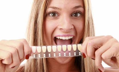 image for Private Dental Clinic: LED (from £69) or ZOOM! (from £109) Laser Teeth Whitening (Up to 84% Off)