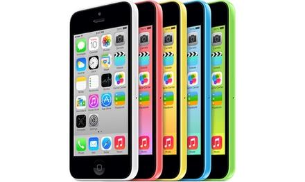 iPhone 5c ricondizionato fino a 32 GB in vari colori da 149 €