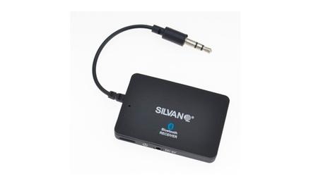 Receptor de música Bluetooth por 9,99 € (67% de descuento)