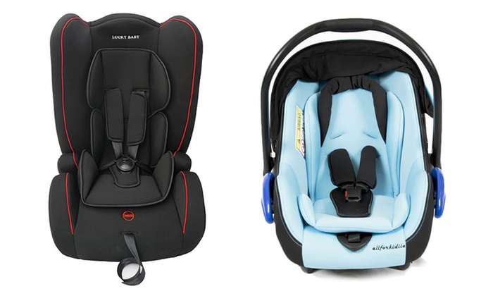 Baby Style: $89 for a 3-In-1 Booster Seat, or $149 for an Isofix Capsule with Base
