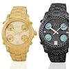 JBW Jet Setter Men's Swiss Watch with Diamond Accents