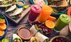 Tropical Smoothie Cafe - Multiple Locations: $16 for Smoothies and Food at Tropical Smoothie Cafe ($28 Value)