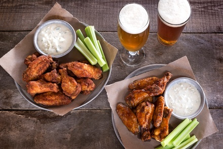 20% Cash Back at Wicked Wings Sports Bar