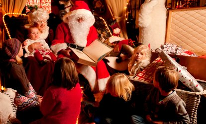 image for Winter Wonderland, 25 November–22 December at Westport House (Up to 53% Off)