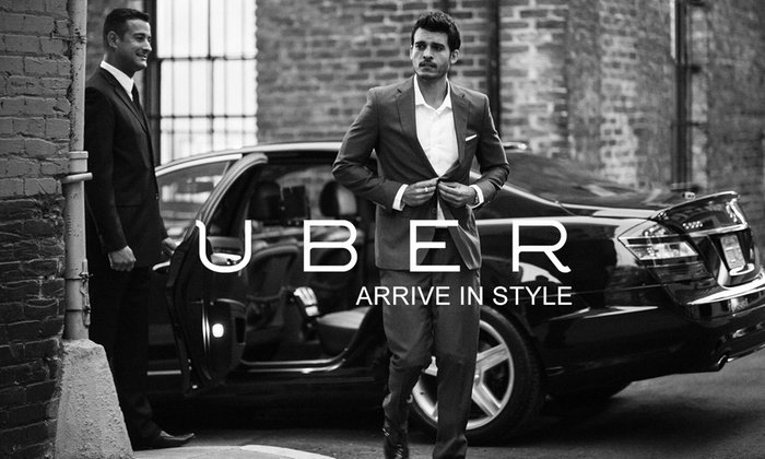 Uber: Uber: £3 For £15 Towards a Car Journey for New Uber Customers Only (80% Off)