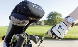 Golfclub Rehburg Loccum: 6 Monate Golf-Platzreifekurs für 1 oder 2 Personen Golfclub Rehburg Loccum (50% sparen*)