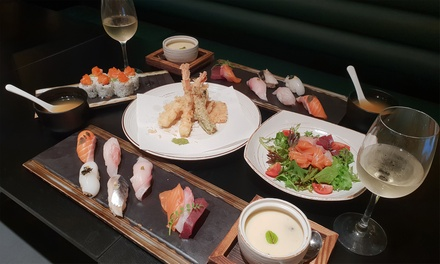 7Dish Japanese Banquet with Drinks: 2 $59, 4 $115, 6 $169 or 8 People $225 at Kumiho Up to $539.60 Value