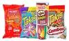 Chips aus aller Welt - Überraschungspaket ab 1 k