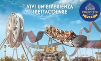 Cinecittà World - Biglietto bambino o adulto per entrare al parco tematico alle porte di Roma