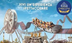 CINECITTA' World: Cinecittà World - Biglietto bambino o adulto per entrare al parco tematico alle porte di Roma