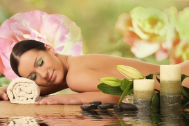 Rebeccas Rejuvenating Massage @Ageless Salon and Day Spa: $29 for $65 Worth of Services — Rebecca's Rejuvenating Massage
