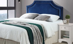 Avignon Contemporary Upholstered Headboard