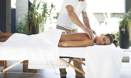 60-Minute Deep Tissue or Sports Massage at Jiva Essentials (64% Off)