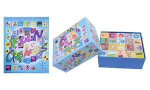 Cubes éducatifs en anglais Fun Genes