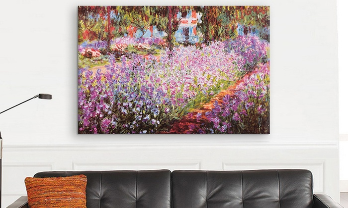 "26""x18"" Impressionism Canvas Prints with Wall-Mounting Kit: $39.99 for a 26""x18"" Impressionism Canvas Print ($159.98 List Price). Multiple Options. Free Shipping and Returns."