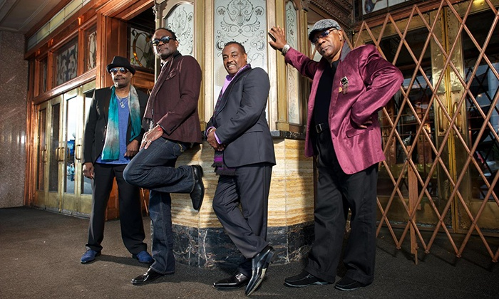 Kool and the Gang - Freedom Hill Amphitheatre: Kool & The Gang with special guests Bootsy Collins and Doug E. Fresh on Friday, August 5, at 7 p.m.