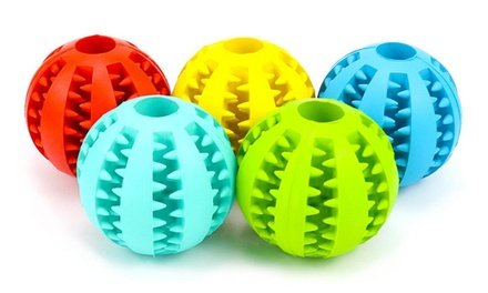 Dog Chewing Ball Toy