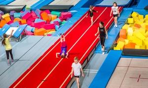 300frayda: Godzinny bilet do jump parku od 17,99 zł w 300frayd (do -40%)