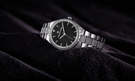 Reloj para mujer Timothy Stone decorado con cristales Swarovski® (envío gratuito)