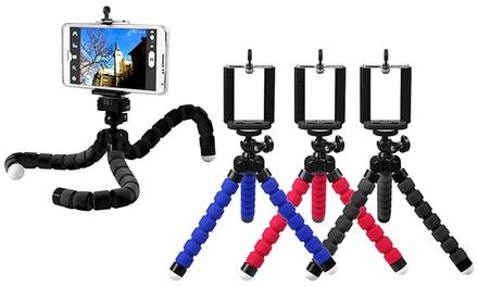 1 o 2 trípodes para smartphone