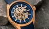 Heritor Automatic Herren-Armbanduhr in der Farbe nach Wahl (Hamburg)
