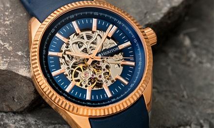 Heritor Automatic Herren-Armbanduhr in der Farbe nach Wahl (Stuttgart)