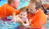 Goldfish Swim School Owings Mills - Reisterstown: Two, Four, or Six Family Swim Passes and One Swim Class at Goldfish Swim School Owings Mills