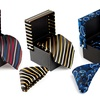 Neck Tie, Cufflinks, and Pocket Square Set (3-Piece)