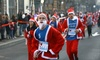 San Francisco Great Santa Run - Presidio National Park: Entry Package for One, Two, or Four at the San Francisco Great Santa Run (Up to 38% Off)
