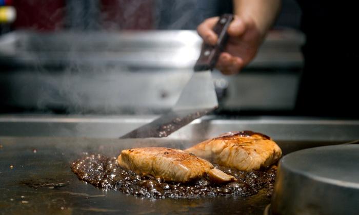 Shogun Japanese Steakhouse - Saint Charles: $15 for $30 Worth of Japanese Food for Dinner at Shogun Japanese Steakhouse