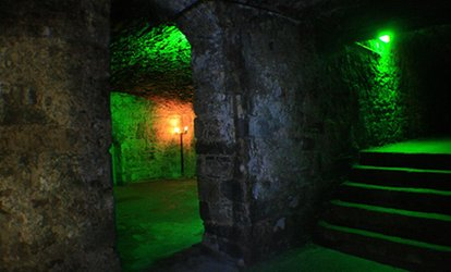 image for Tickets to Choice of Ghost Tours with Auld Reekie Tours (50% Off)