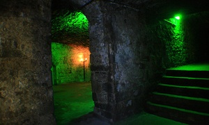 Auld Reekie Tours: Tickets to Choice of Ghost Tours with Auld Reekie Tours (50% Off)