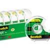 6-Pack of Scotch Magic Tape and Dispenser