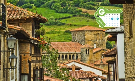 Cantabria: habitación twin para 2 con desayuno, botella de cava, descuento en actividades y opción a cena en Hotel Cueli