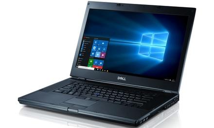 Portátil Dell Latitude E6410 14.1'' Core i5 reacondicionado de 4 o 8 GB con un disco duro de hasta 1TB (envío gratuito)